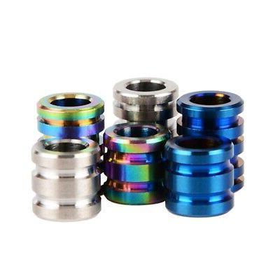 us edc pendant beads tc4 titanium alloy