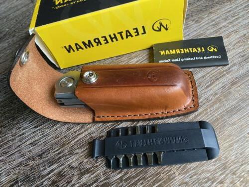 Vintage Knife multitool; Sheath