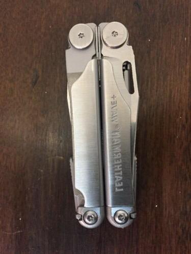 Leatherman Tool.