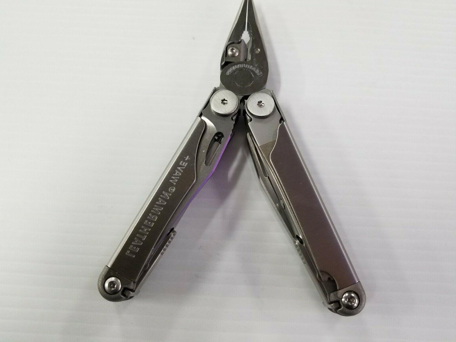 Leatherman With 832563, New Other