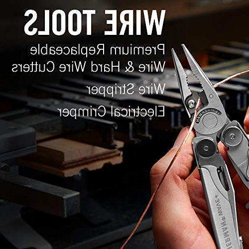 LEATHERMAN Multitool, Stainless