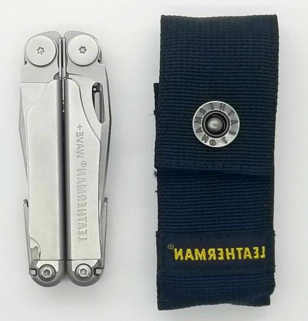 wave plus stainless steel multi tools 832563