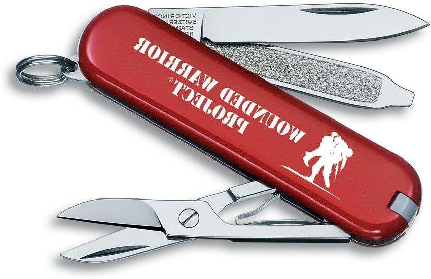 Victorinox Wounded Knives