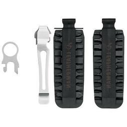 Leatherman - 21-Piece Bit Kit with Quick-Release Pocket Clip