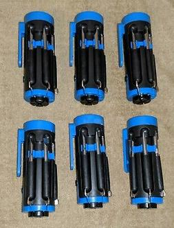 Lot of 6 • 6AND1 Multi-Tool Flashlights • NEW
