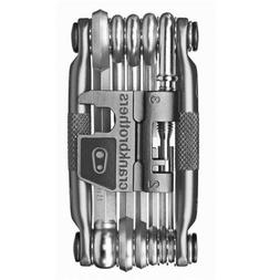 Crank Brothers M17 Multi-Tool Dark Gray