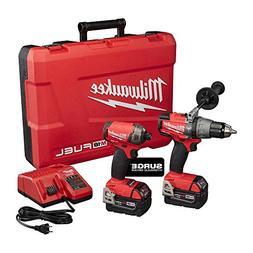 Milwaukee 2899-22 M18 FUEL 2-Tool Combo Kit Surge Hydraulic