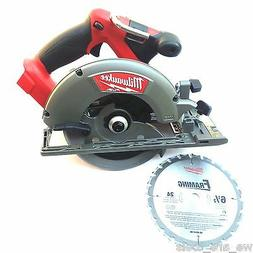 "NEW M18 Milwaukee FUEL 2730-20 Cordless 6 1/2"" Circular Saw"