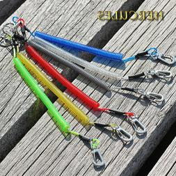 Hercules M2 Safety Fishing Lanyard Multi-Tools Coiled Secure