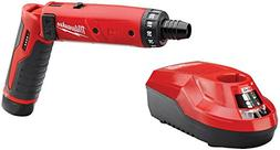 New Milwaukee 2101-21 M4 4 Volt Cordless 2 Speed Screwdriver