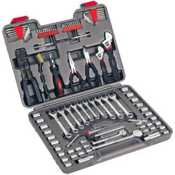 Apollo 95 Piece Mechanics Tool kit - Gray