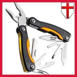 Grand Way Mini Utility Multitool with Knife and Pliers - Bes