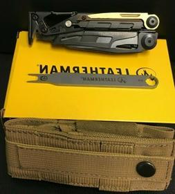 MINT CONDITION LEATHERMAN 850332 MUT EOD Multitool & Firearm