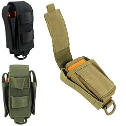 Molle Multi Tool Organizer Pouch Holder with Flap for Plier