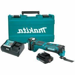 Makita MT01R1 12V MAX CXT Lithium-Ion Multi-Tool Kit