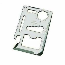 SE MT908 11-Function Stainless Steel Survival Pocket Tool
