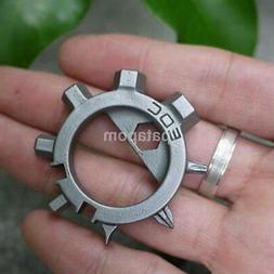 Multi Function 12 Function Screwdriver Key Ring Bottle Opene
