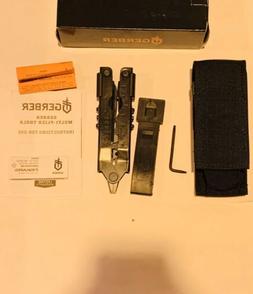 Gerber Multi-Plier 600 Needlenose MP600 Black Sheath Carbide