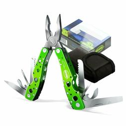 Multi Tool Knife Portable Folding Pocket Pliers Screwdriver
