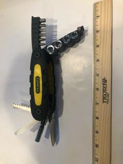 Multi-tool Stanley Pocket Tool  Camping & Hiking Knife With