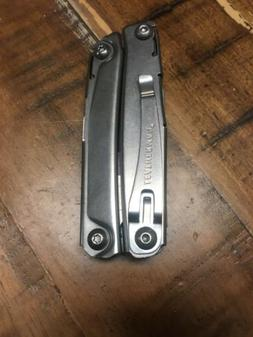 Leatherman--Multi-Tool-- Rev-w/clip-Free Shipping