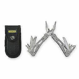 STANLEY Multi-Tool,Silver,12 Tools, 84-519K 84-519K