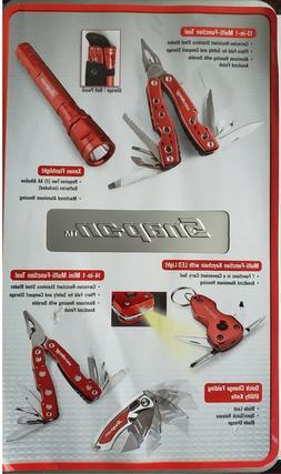 Snap On Multi Tools 7 Piece Tin Box Gift Set.