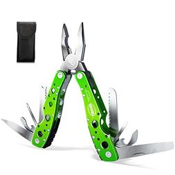 Jakemy 15 in 1 Multitool Portable Folding Pocket Knife Plier