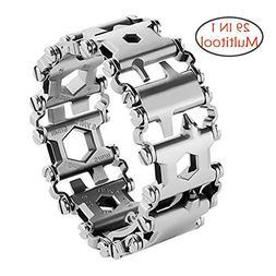 CyberDyer Multitool Bracelet 29 in 1 Outdoor Emergency Brace