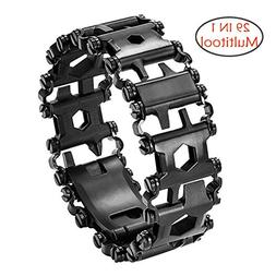 CyberDyer Multitool Bracelet 29 in 1 Outdoor Emergency Brace