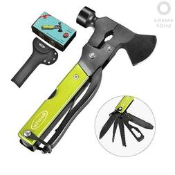 RoverTac Multitool Camping Tool Survival Gear Handy Gifts fo