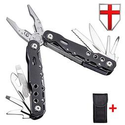 Multitool with Mini Tools, Knife, Pliers - Best Swiss Army K