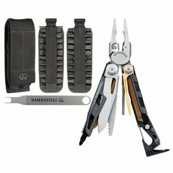 LEATHERMAN - MUT Multitool, Stainless Steel with MOLLE Black