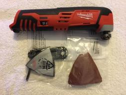 New Milwaukee 2426-20 12V 12 Volt M12 Cordless Multi Tool Wi