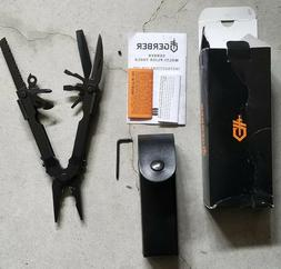 New in the Box Gerber Multi Plier 600 Leather Sheath Black