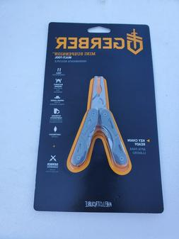 New Gerber Mini Suspension Multi-Tool Stainless Steel Compon