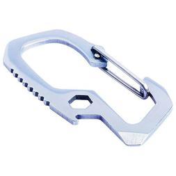 new munkees multi function carabiner tool screwdriver