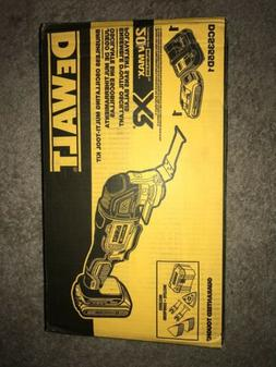 New-Never Opened DEWALT DCS355D1 20V XR Lithium-Ion Oscillat
