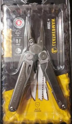 NEW SEALED Leatherman WAVE + PLUS 18 Tools Multi-Tool Stainl