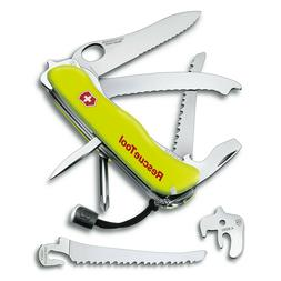 NEW VICTORINOX SWISS ARMY RESCUE TOOL KNIFE OF THE YEAR 2007
