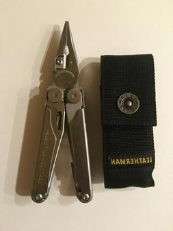 new wave plus multi tool with black