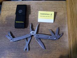 New Leatherman Wingman Multi-Tool Knife Pliers Stainless Ste