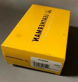 NIB Leatherman 830278 Black SURGE Multi-Tool with Black MOLL