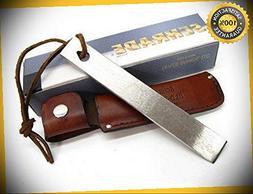 Old Timer Honesteel Sharp Knife Multi-Tool Sharpening Sharpe