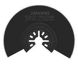 Dremel Oscillating Tool Blade Bi Metal Saw Segmented Offset