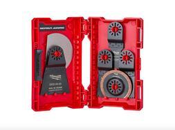Milwaukee Oscillating Multi Tool Blade Set 9 Pack Saw Blades