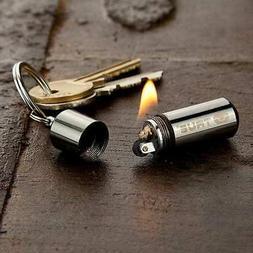 outdoor multi tool firestash silver