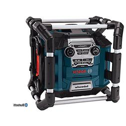 Bosch PB360C Power Box Jobsite AMFM RadioChargerDigital Medi