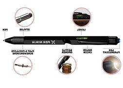 Pen Ninja: 9 in 1 Pen Multi-Tool #1 Most Advanced Pen Tool