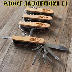 Personalized Engraving Pocket Knife Custom Multi tool Knives